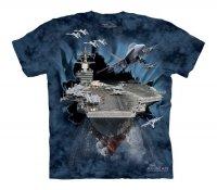 Aircraft Carrier Breakthrough - The Mountain - Koszulka Dziecięca