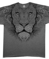 Lion Eyes Grey - Liquid Blu