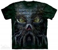 Big Face Cthulhu - The Mountain