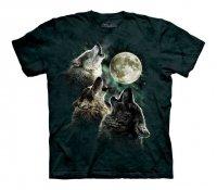 Three Wolf Moon Glow - The Mountain - Dziecięca