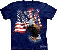 Eagle Flag - Koszulka The Mountain