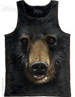 Black Bear Face - Bezrękawnik The Mountain