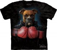 Boxer Rocky Koszulka - The Mountain