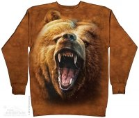 Grizzly Growl - Bluza The Mountain