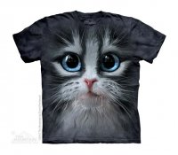Cutie Pie Kitten Face - Kot - The Mountain - Dziecięca