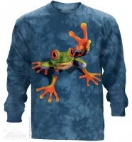 Victory Frog - Long Sleeve The Mountain
