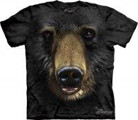 Black Bear Face - The Mountain