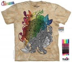 Hippotastique - Colorwear -The Mountain