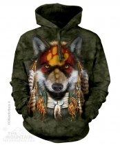 Native Wolf Spirit - Bluza The Mountain