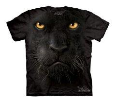 The Mountain - Koszulka Black Panther Face - Dziecięca