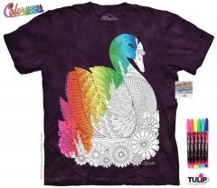 Swan Animals 26 - Colorwear -The Mountain