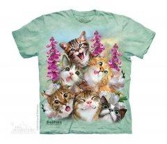 Kittens Selfie -Dziecięca The Mountain