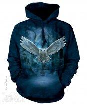Awake Your Magic Owl - Bluza The Mountain