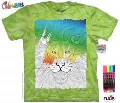 Lion Animals 7 - Colorwear -The Mountain