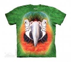 Big Face Parrot - Papuga - The Mountain - Dziecięca