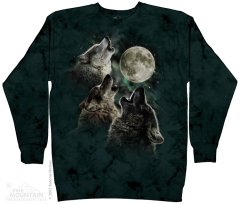 Three Wolf Moon - Bluza The Mountain