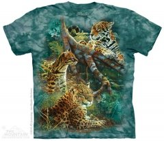 Three Jungle Cats - The Mountain