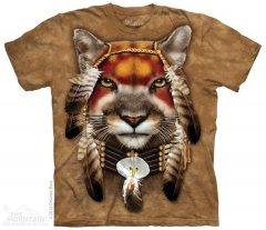 Mountain Lion Warrior - The Mountain