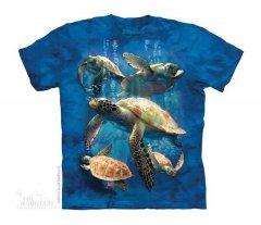 Sea Turtle Family - The Mountain Dziecięca