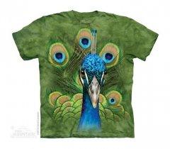 Vibrant Peacock - Paw -The Mountain - Dziecięca