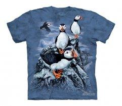 Find 10 Puffins - The Mountain - Koszulka  Dziecięca