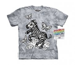 Zebra Colorwear - The Mountain - Dziecięca