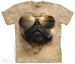Aviator Pug - Mops - The Mountain