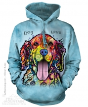 Dog Is Love - Bluza The Mountain