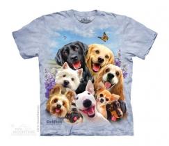 Dogs Selfie -Dziecięca The Mountain