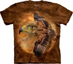 Tawny Eagle Spirit - The Mountain