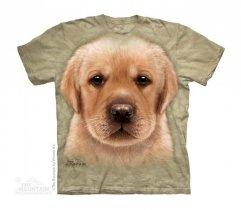 Yellow Lab Puppy - Labrador - The Mountain - Dziecięca
