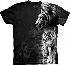 White Tiger Stripe - The Mountain