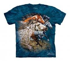 Find 13 Horses - The Mountain - Koszulka Dziecięca