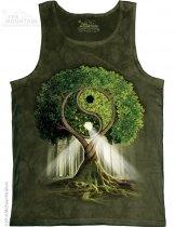 Yin Yang Tree - Bezrękawnik The Mountain