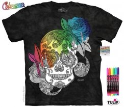 Sugar Skull - Colorwear -The Mountain
