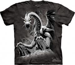 Black Dragon Koszulka - The Mountain
