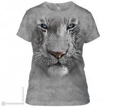 White Tiger Face - The Mountain - Damska