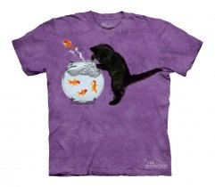 Fishin' Kitten - The Mountain - Koszulka Dziecięca