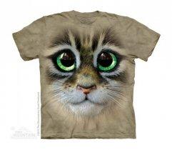 Big Eyes Kitten Face - Kot - The Mountain - Dziecięca