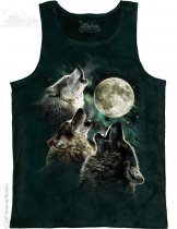 Three Wolf Moon - Bezrękawnik The Mountain