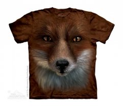 Big Face Fox - Lis - The Mountain - Dziecięca