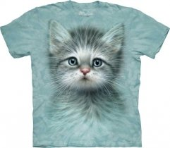 Blue Eyed Kitten - Koszulka The Mountain