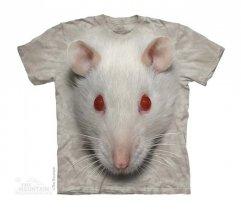 Big Face White Rat - Szczur - The Mountain - Dziecięca