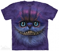 Big Face Cheshire Cat  The Mountain