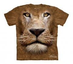 Lion Face - The Mountain - Koszulka Dziecięca