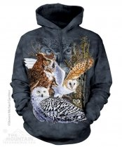Find 11 Owls - Bluza The Mountain