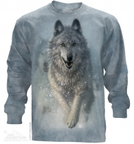 Snow Plow - Long Sleeve The Mountain