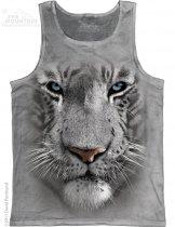 White Tiger Face - Bezrękawnik The Mountain