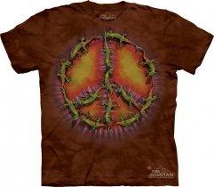 Gecko Peace Dye - The Mountain