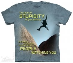Stupidity Outdoor - The Mountain